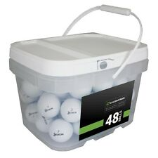 48 Srixon Soft Feel Lady Mint Used Golf Balls AAAAA *In a Free Bucket!*