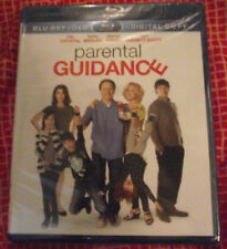 NEW Blu-Ray + DVD + Digital Copy Parental Guidance Billy Crystal Bette Midler
