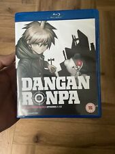 Danganronpa The Animated Series BLU-RAY Anime Complete Collection Episodes 1-13