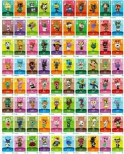 40% SALE! ANIMAL CROSSING AMIIBO CARDS SERIES 1 - 3  ACNH 001 > 300 NINTENDO