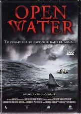 OPEN WATER de Chris Kentis. Tarifa plana envío DVD, 5 €