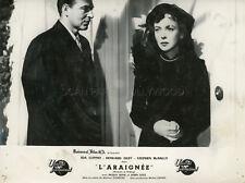 IDA LUPINO HOWARD DUFF  WOMAN IN HIDING 1950 VINTAGE PHOTO ORIGINAL #2