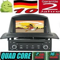 "ANDROID 10 RENAULT MEGANE 2 II (2002-2008) RADIO 7"" AUTO GPS CAR SD WIFI 3G USB"