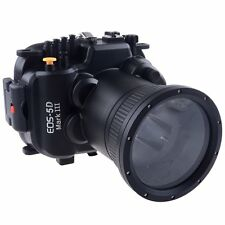 Meikon 40m Underwater Camera Housing for Canon 5D Mk III (24-105mm)