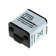 OTB batería, accu, batería, Battery para Garmin VIRB X/XE
