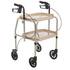 BRAND NEW! Aspire Meal Tray Walker - Walking Aids Seat Walkers / Rollators