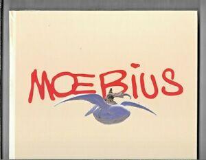 Moebius 2019 Max Ernst Museum Bruhl LVR 272 pp HC Ltd 1st Ed Heavy Metal Art NM