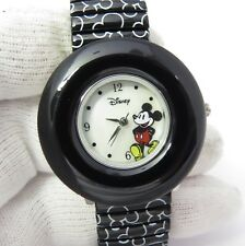 MICKEY MOUSE, Disney, Flex Band, Mother of Pearl Dial,  Lady's/Kid's WATCH, 1039