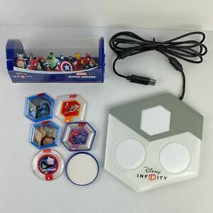 Disney Infinity pad and tokens