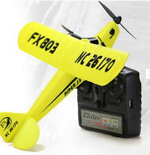 Mini  RC Airplane RTF J3  Remote Control  Plane for Kids and Beginners No. 803
