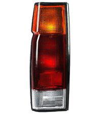 POSTERIORE FANALE POSTERIORE PER NISSAN NAVARA PICK-UP D21 D22 Cabina Singola Pickup LH N/S Arancione