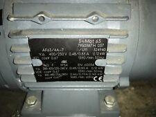Allweiler Motor, #7950387, #EN60034, .12kw, 1390rpm, 230/400v, With Warranty