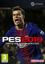 PES 2019 - Pro Evolution Soccer 2019 PC Download Vollversion Steam Code Email