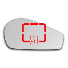 Right Side Clip On Heated Mirror Glass for Ferrari F430 2004 - 2009 0514RSHP