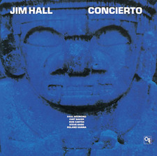 JIM HALL-CONCIERTO-JAPAN HQCD C94