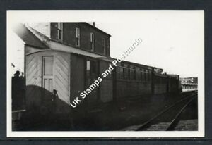 Schull & Skibbereen Train At Schull Station c1930s/40s C L Fry Photograph