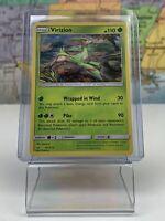 SHIPS SAME DAY Pokemon Card NM/M Virizion 8/73 Holo Basic Grass Type 2017 Rare