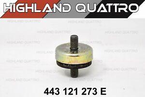 Audi ur quattro / coupe / 80 / 90 genuine bonded rubber bush 443121273E