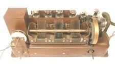 vIntage* RCA RADIOLA 64 RADIO: Untested CHASSIS  working VOLTAGE METER & 8 tubes