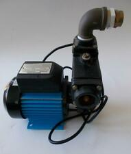 Central Machinery Self Priming Pump 12 Hp 115v Single Phase Direct Drive Nos