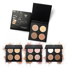 4 Colores Crema CORRECTOR subrayar Facial Contorno Base Maquillaje Paleta Set