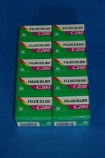 Fujifilm Fujicolor C200,35mm,Color negative film, 10X36exp,NEW,exp/date 11/2022