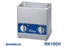 BANDELIN sonorex Super RK 100 H avec chauffage, Nettoyeur à ultrasons 3,0 litre