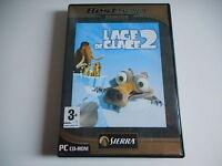 PC CD-ROM - L'AGE DE GLACE 2 - 2 CD
