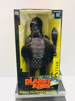 "Planet of the Apes Attar Warrior Hasbro Figure 13"" New 2001"