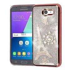 Étuis, housses et coques argentés Samsung Galaxy J3 pour téléphone mobile et assistant personnel (PDA) Samsung