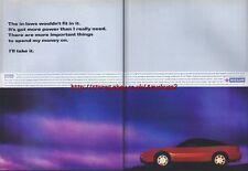 Nissan 200SX Car 1992 Magazine Advert #2328
