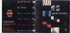 GARTH BROOKS - CD ZOOMING CD 1994 SAMPLES DIGIPAK PROMO