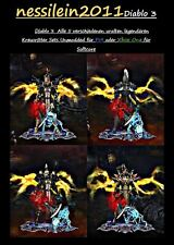Diablo3 RoS Ps4/Xbox One - Kreuzritter/Crusader - Alle 5 uralten Sets - UNMODDED