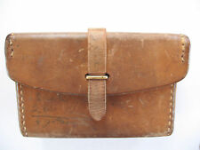 WWII 1943 Boyt BAR Browning Automatic Rifle Leather Ammo Case Pouch Carrier, WW2