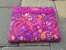 Pink Floral I-Pad Tablet Case Folder Holder Sleeve WOW!!!!!!