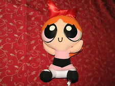 "Cartoon Network Nanco Powerpuff Girls Plush Stuffed Blossom Pink Doll 12"""