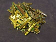 GOLD PLATED - Electronic Connector Pins for scrap gold recovery 4.7 Ounces