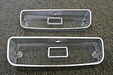 Mopar 71 72 73 74 Dodge Charger SuperBee Charger RT Front Parking Lights Lenses