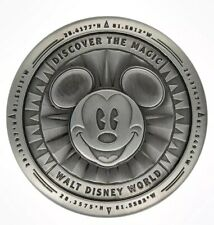 Disney Parks Wdw Mickey Bottle Opener Magnet Brand New!
