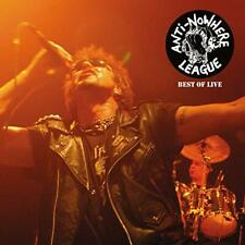 ANTI-NOWHERE LEAGUE - BEST OF LIVE