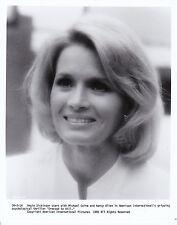 Angie Dickinson Dressed To Kill De Palma Original Vintage 1980