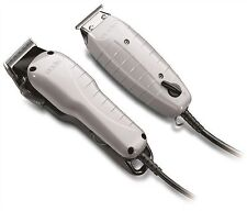 Andis Professional Barber Combo Powerful Clipper + T-Outliner Hair Trimmer 66325