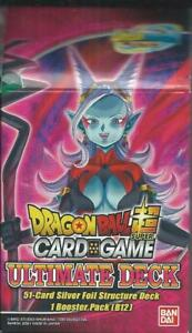 DRAGON BALL SUPER TCG ULTIMATE DECK BE16, IN STOCK! SHIPS NOW!