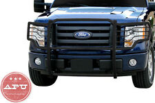 APU 2009-2014 Ford F150 F-150 Black Grille Brush Bumper Guard Bull Crash Bar