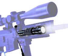 Orion H40-W 500 Lumens LED Tactical Flashlight w/ Optional Rifle Mounting Kit