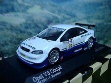 1/43   Minichamps   Opel V8 Coupe DTM 2001 P.Mamerow