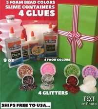 Slime Science Kit In A GIFT BOX