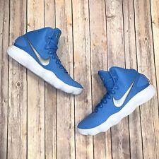 New Nike Hyperdunk 2017 Mens TB Baby Blue Basketball Shoes Sz 15.5 942571-403