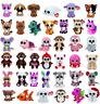 "Ty Beanie Boo Boos - Choose Your Favourite Soft plush Character - 6"" inc (15 cm)"