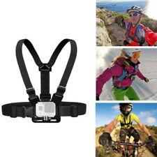 Elastic Belt Harness Chest Strap Body Mount for GoPro Action Camera Accessories